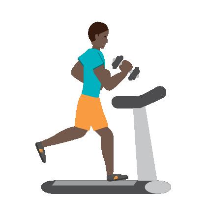 Exercise for better mind