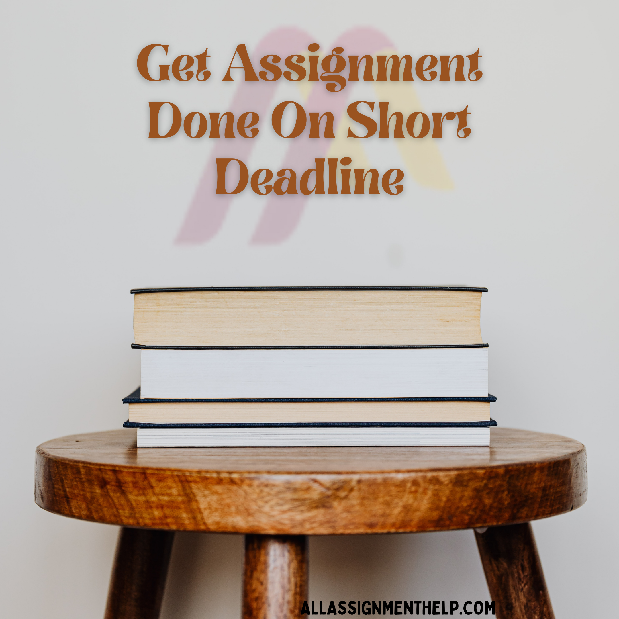 Get Assignment Done On short deadline