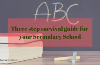 Assignment help in secondary-School