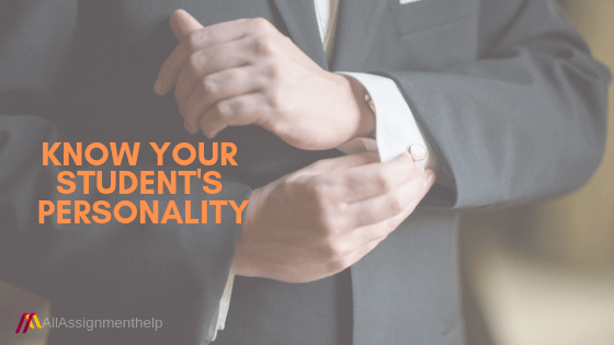 STUDENT'S-PERSONALITY