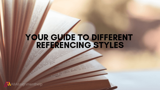 REFERENCING-STYLES