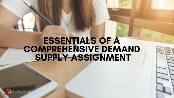 DEMAND-SUPPLY-ASSIGNMENT