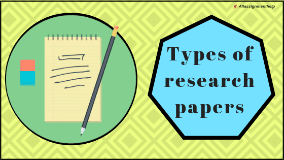 Types-of-research-papers