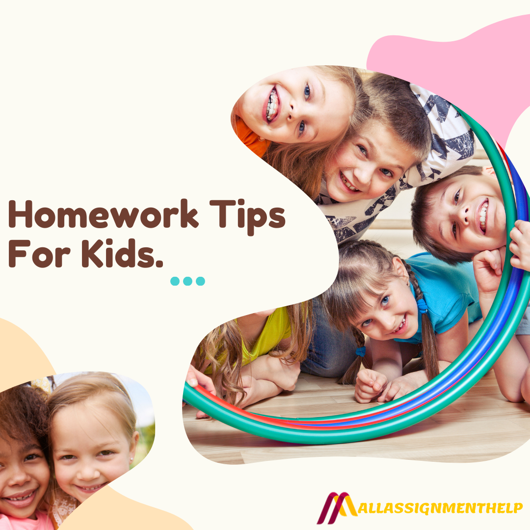 Homework Tips For Kids