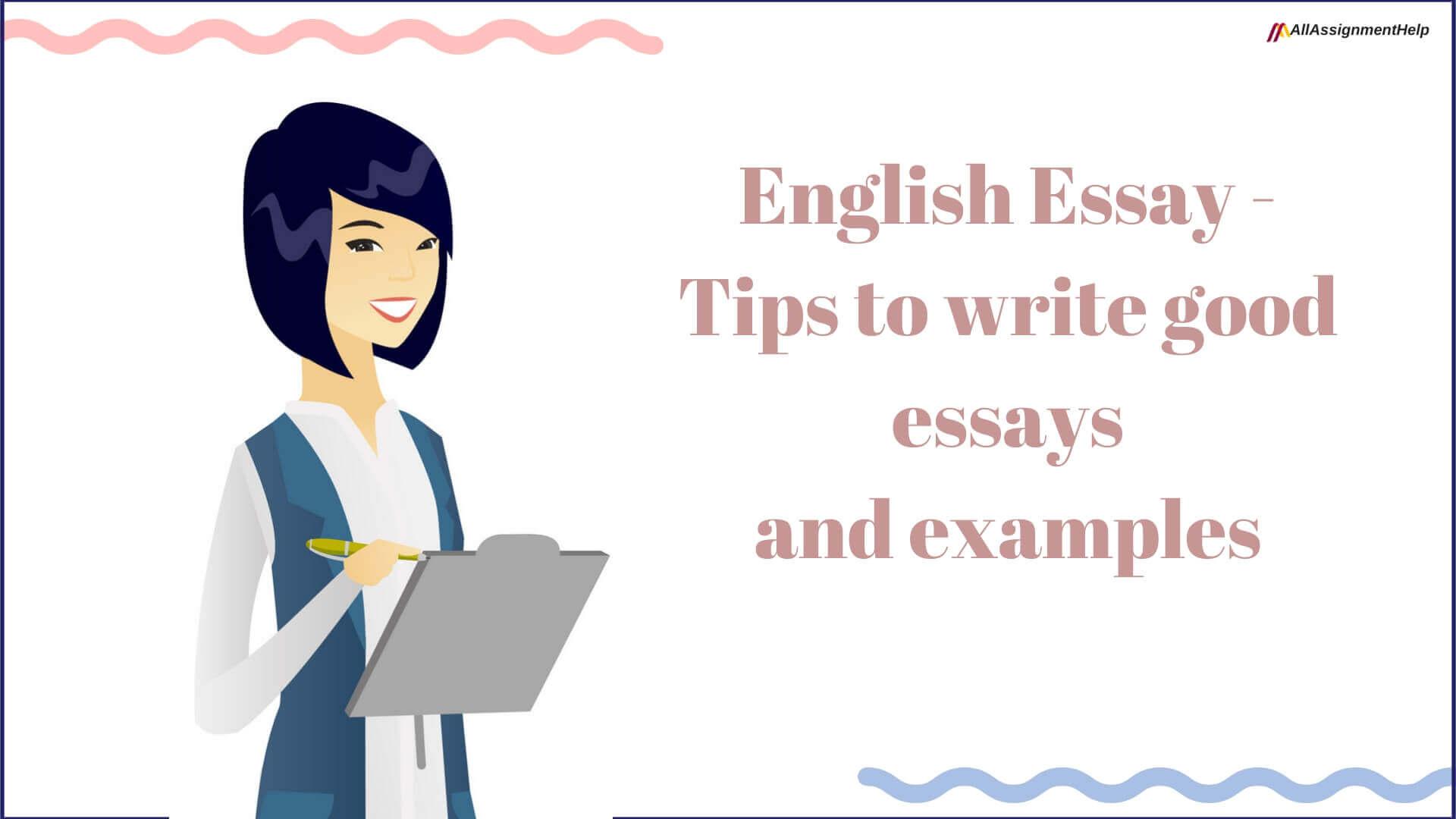 English-essay