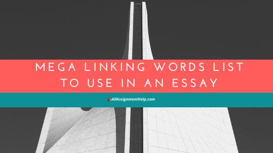 linking-words-list