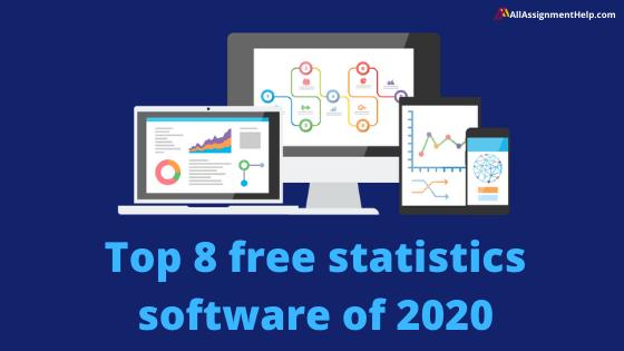 Top 8 free statistics software of 2020 | Statistics software for academics