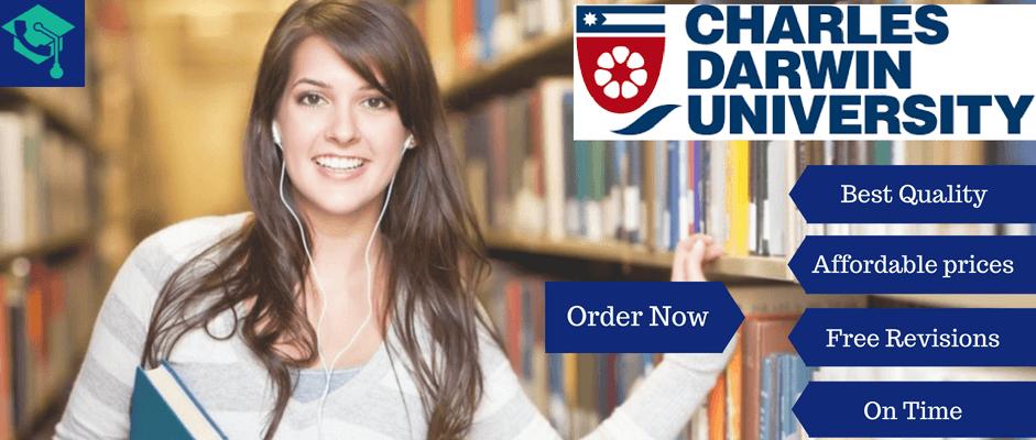 Charles Darwin University assignment help